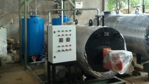 maker thermal oil heater gas