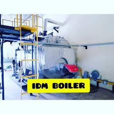 Pabrik boiler dan alat bantu