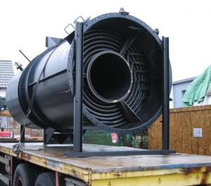 Economizer Gas engine