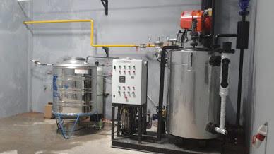 Efisiensi Vertical Steam Boilers