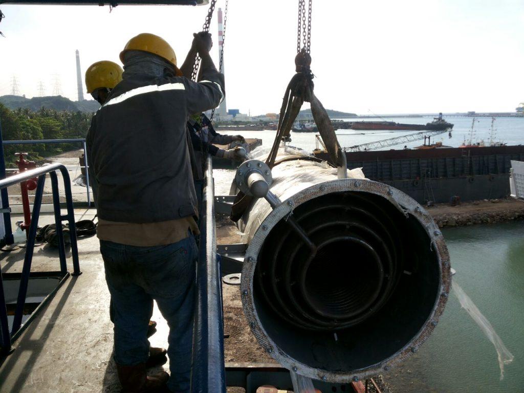 Fungsi Boiler di atas kapal