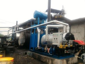 Thermal Oil Heater 600.000kcal/h