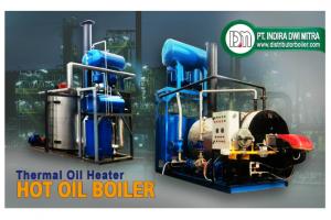 Thermal Oil Heater Boiler