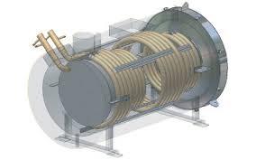 Thermal coil Heater