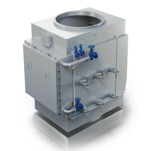 Exhaust Gas Steam Boiler 1ton