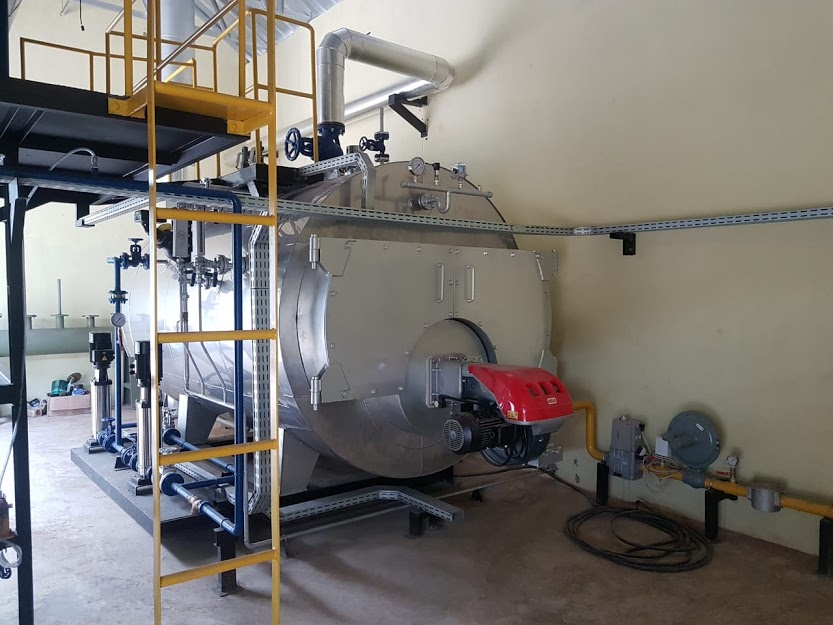 Fire Tube Boiler 5TON