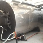 Thermal Oil Boiler Tanker