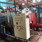 Hospital Steam Boiler Room