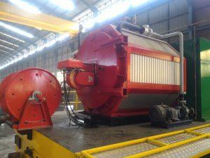 HWG Boiler 600Mcal