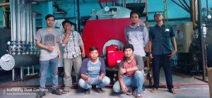 Winsketel 3 phass Boiler