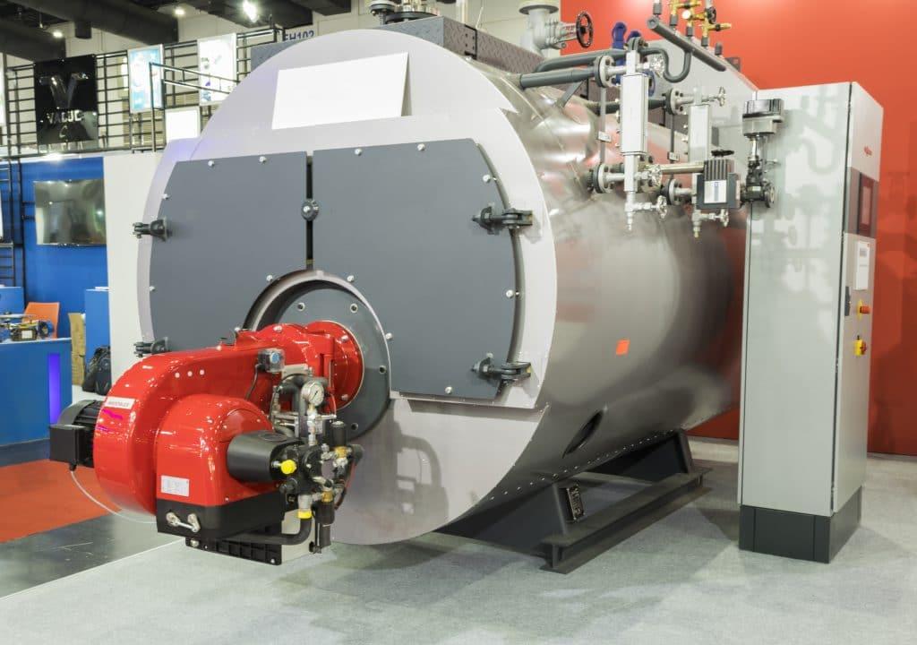 Winsketel Boiler generator