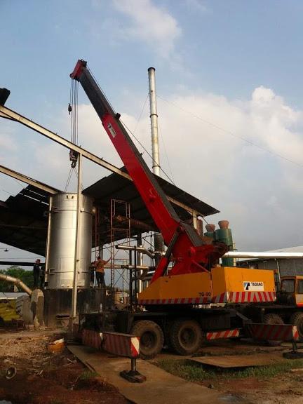 boiler pabrik kayu