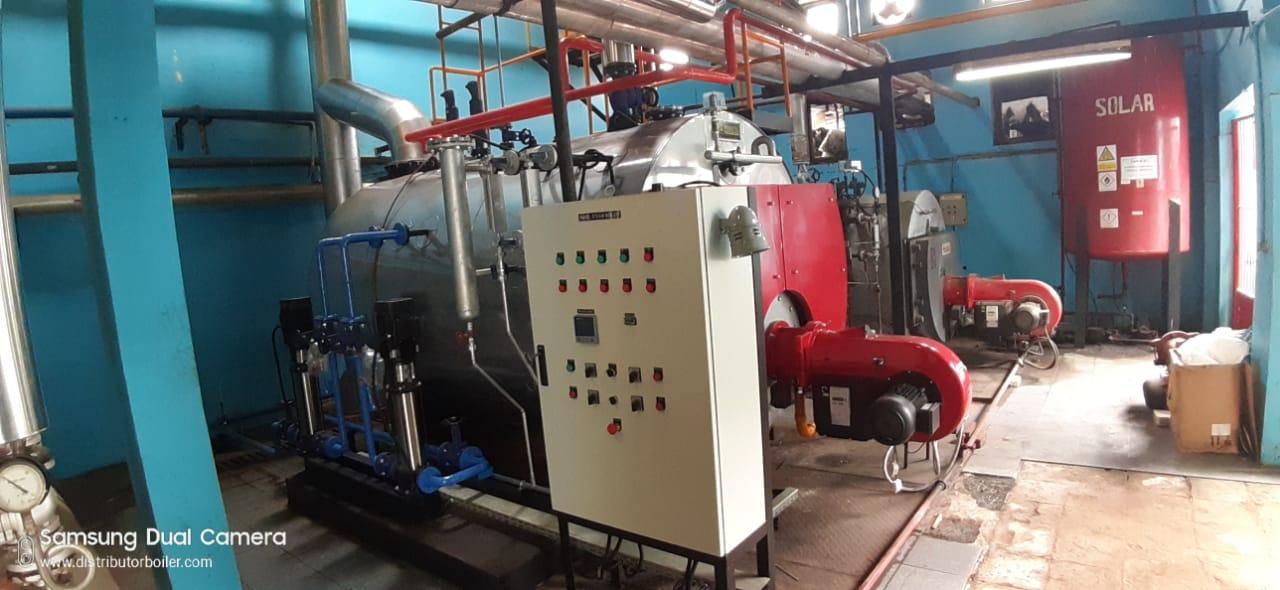 Pabrik Boiler Indonesia