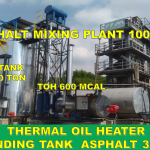 THERMAL OIL HEATER Efficiency Energy solution for industrial heating machines
