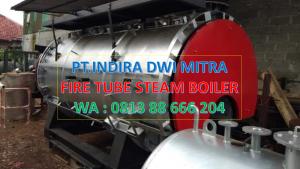 STEAM BOILER FIRE TUBE